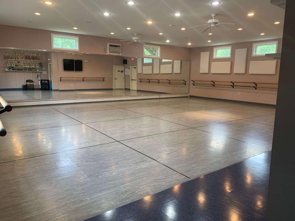 Safe dance classes