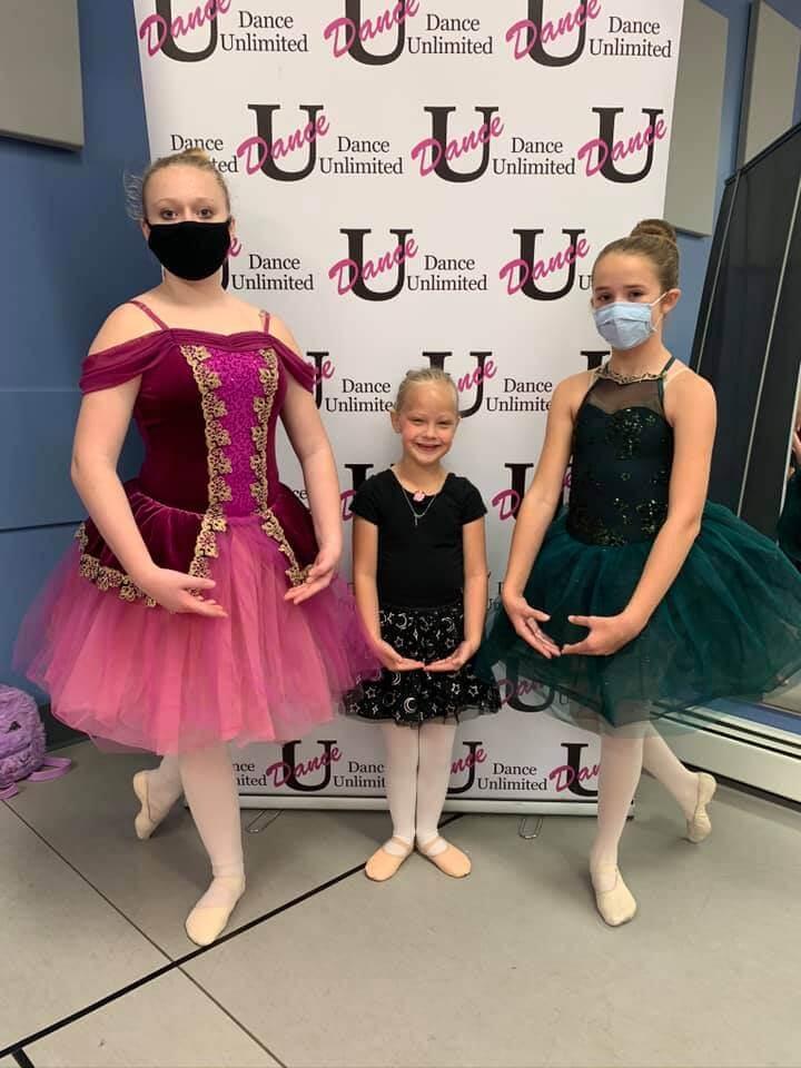 ballerina event in Augusta