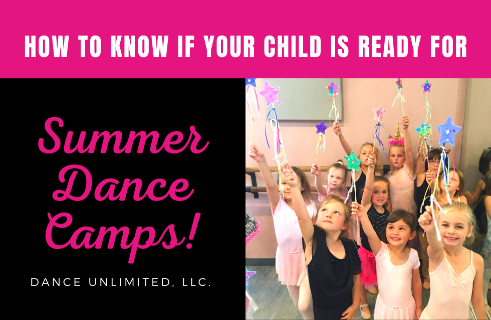 summer dance camps in Augusta